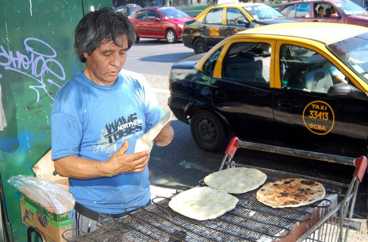 Argentina, bread