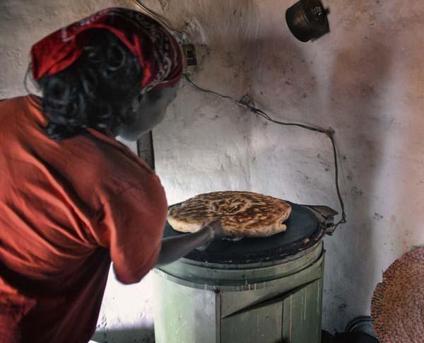 Ethiopia, bread