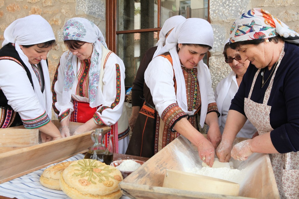 Greece, bread
