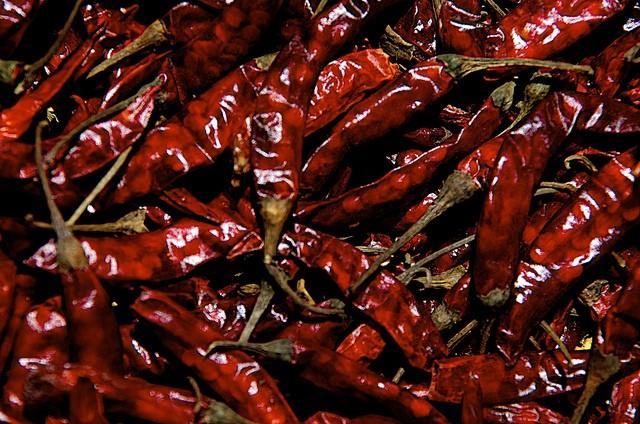 Bydagi dried chilli