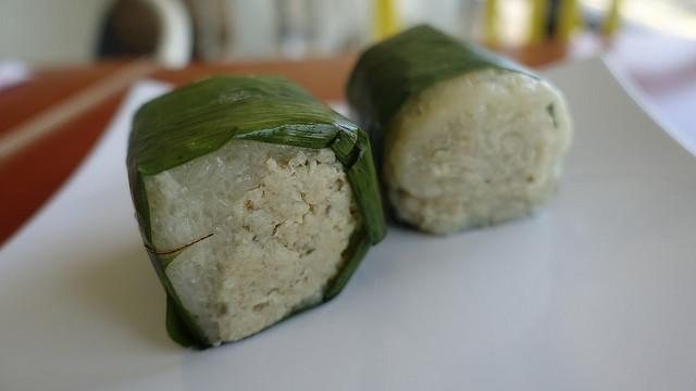 sticky-rice-banana-leaf