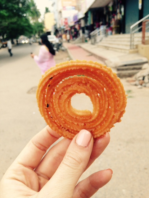 Chakli Indian Snack