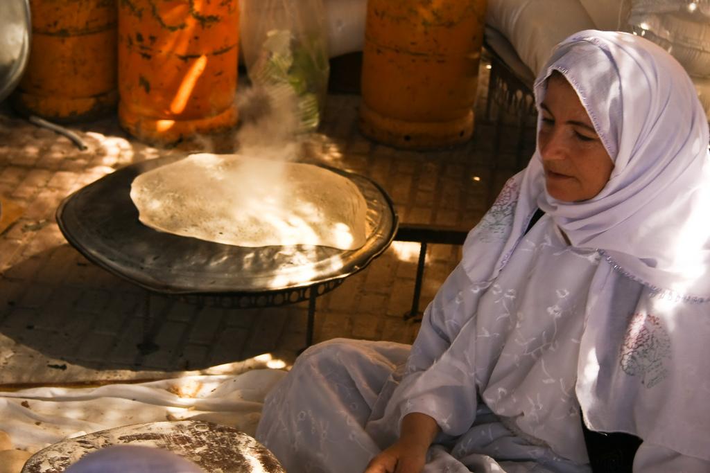 Iranian cuisine, bread