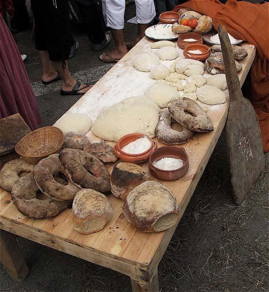 Malta, bread