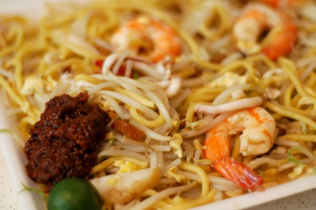 Famous Malaysian Noodles